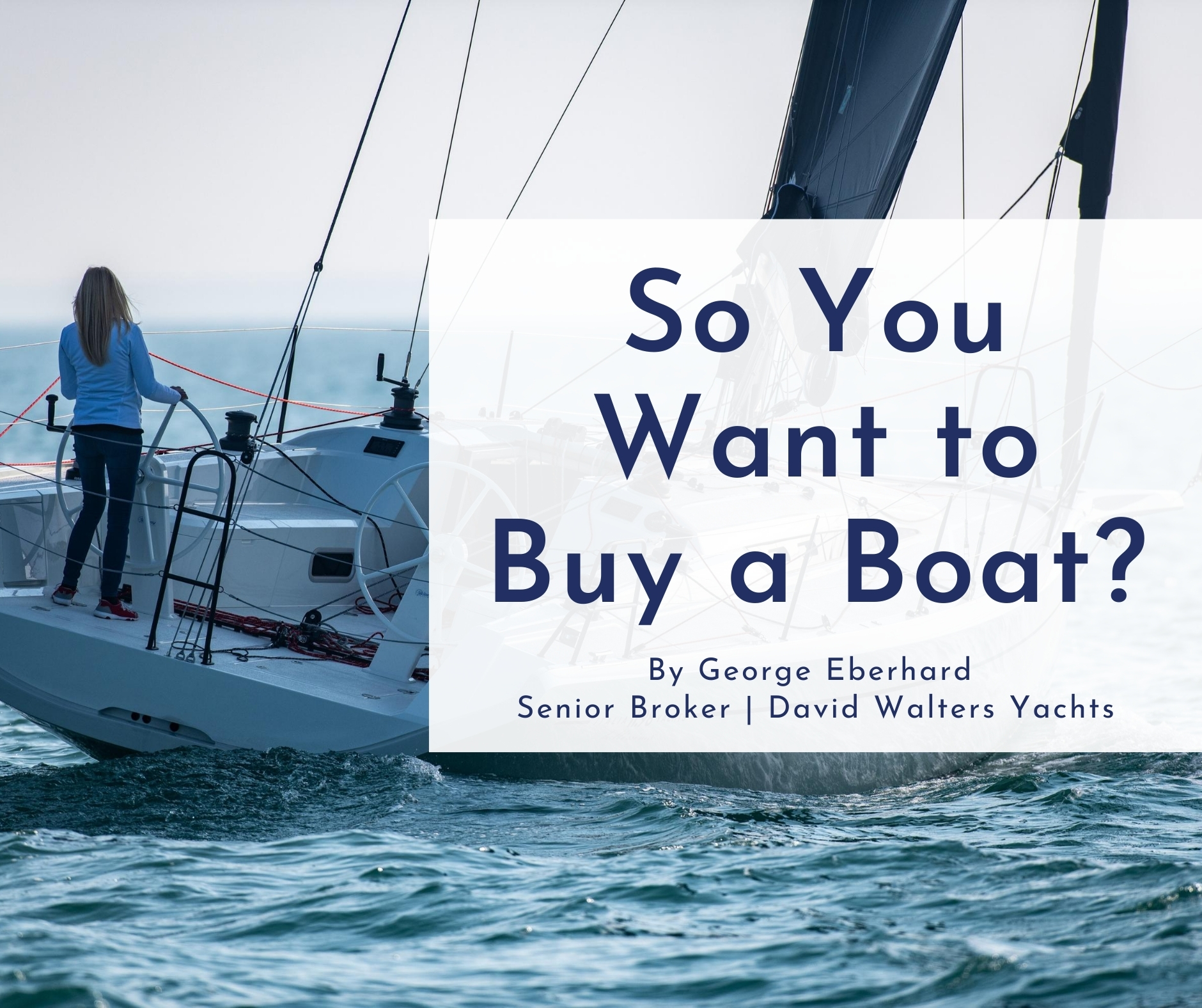 So You Want to Buy a Boat