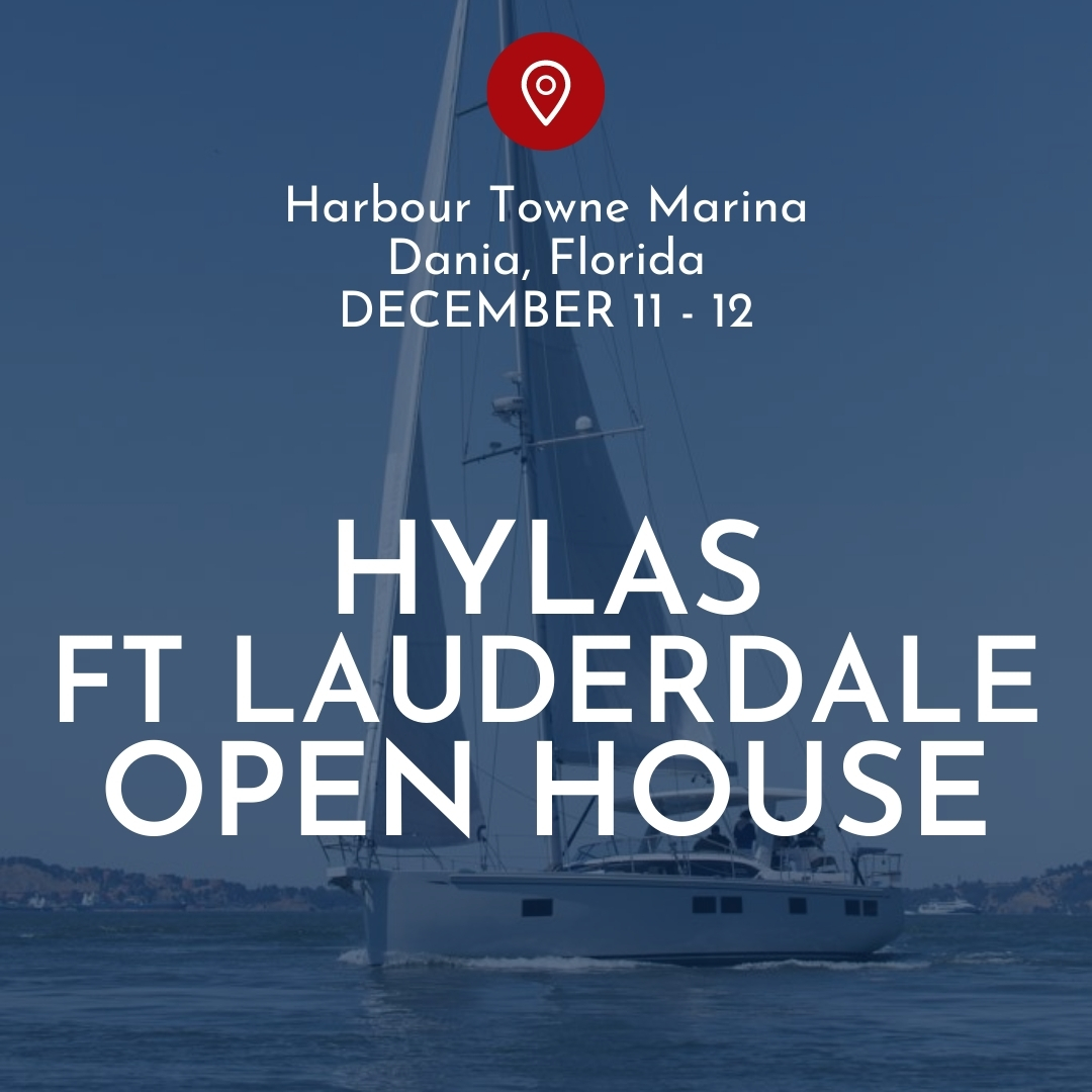 Hylas Fort Lauderdale Open House