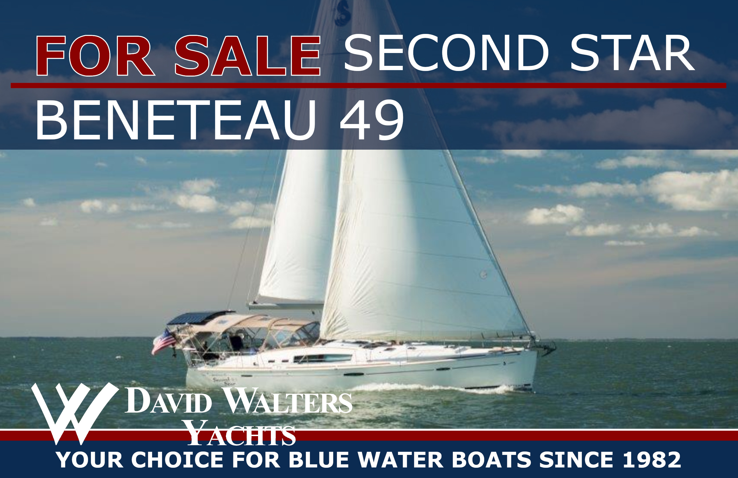 Second Star- Beneteau 49
