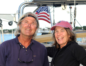 Kate & Bernie - Your Yacht Buying Team