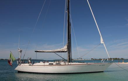 Price Reduced Baltic 51 David Walters Yachts