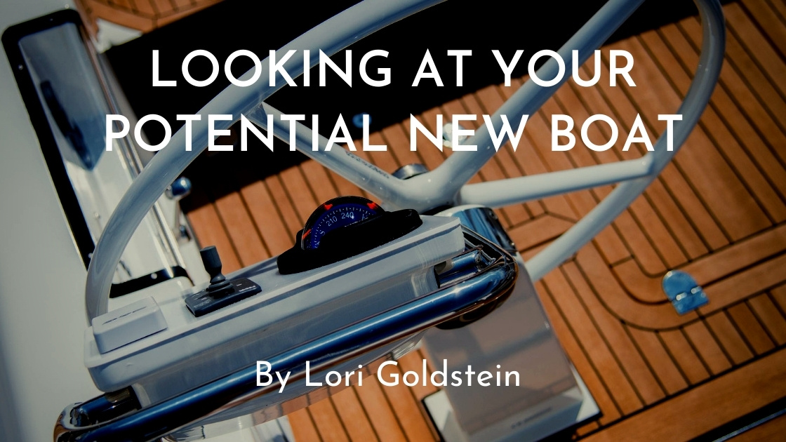 Looking at Your Potential New Boat