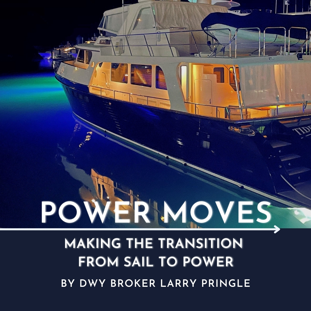 Power Moves by Larry Pringle