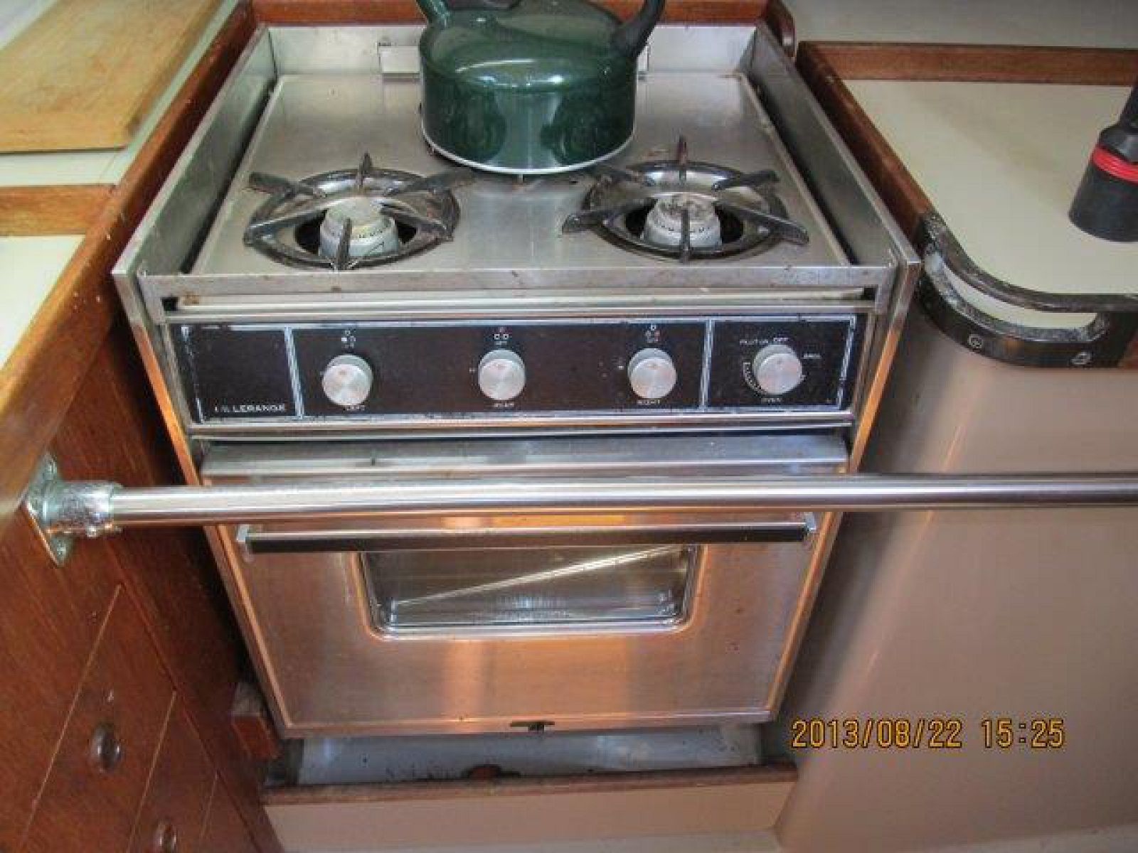 Galley Stove