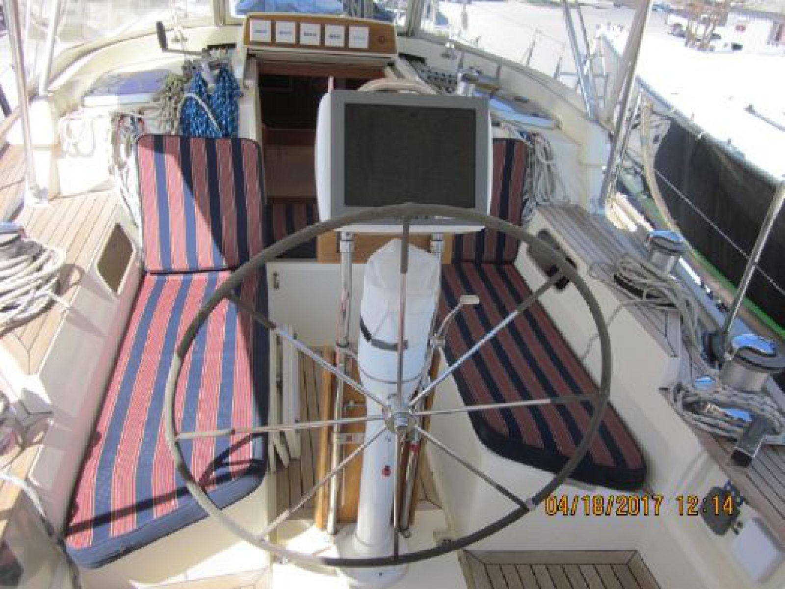 2000 Bowman Chuck Paine Annapolis, MD | David Walters Yachts